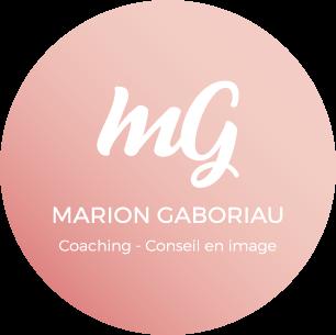 Marion Gaboriau - logo rond